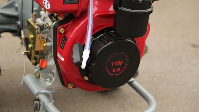 Двигатель мотоблока Мотор Сич МБ-6д