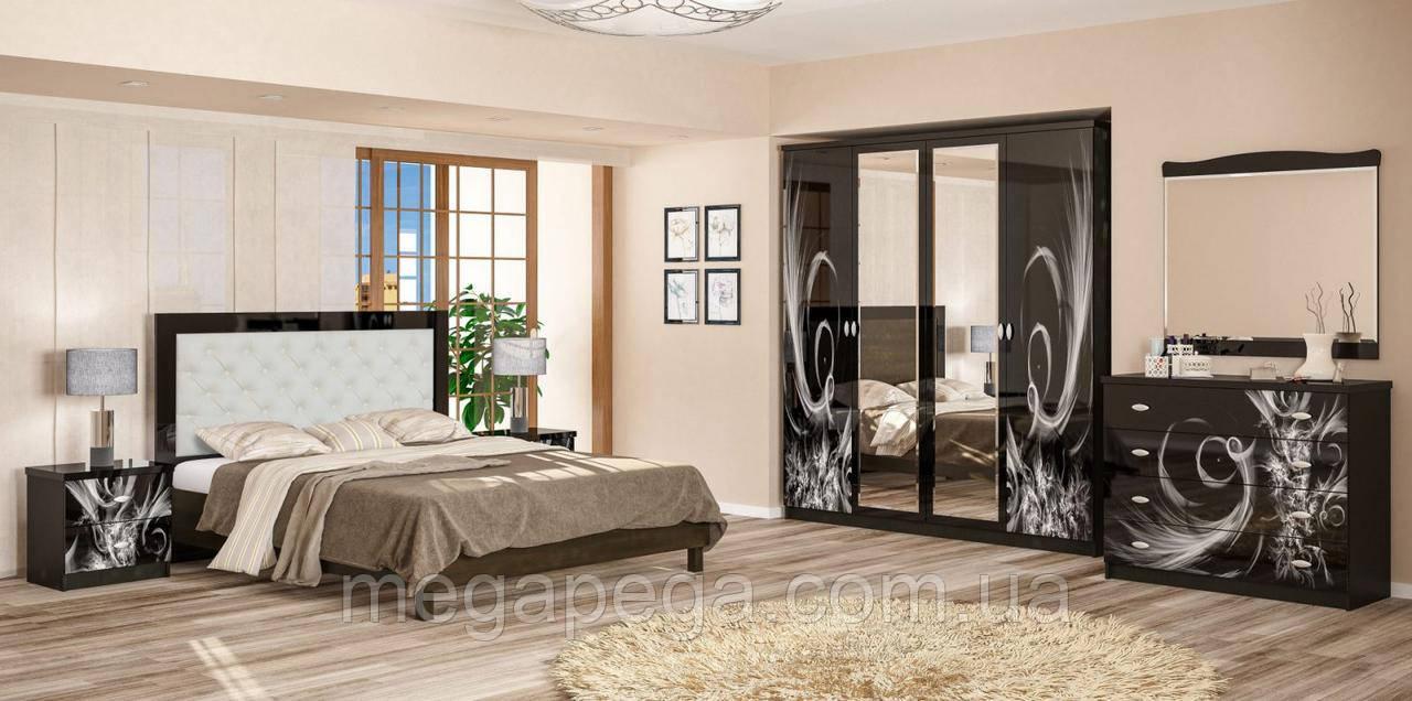 Спальня Ева, продается комплектом и по модулям