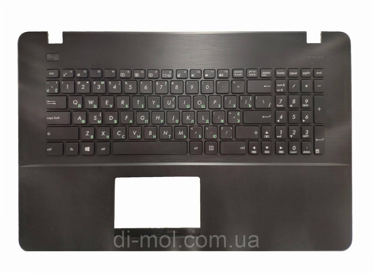 Оригинальная клавиатура для ноутбука Asus X751, A751, X751LD, X751LN, X751MJ, K751LX series, ua, black
