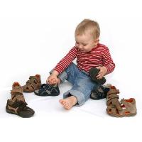Ортопедические сандалии для мальчиков