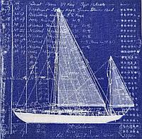 Салфетка для декупажа МР -21, 33х33см