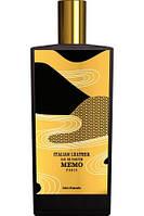 Memo Italian Leather 75ml оригинальная парфюмерия