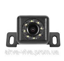 Камера заднего вида с подсветкой 8 диодов