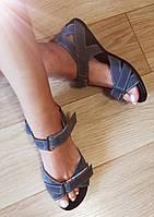 ! Кожаные !женские! сандалии сандали !босоножки! летняя обувь спорт реплика, фото 1