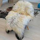 Шкура овцы исландской породы бело-черного цвета 03, фото 2