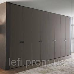 Шкафы с распашными фасадами ДСП  на фурнитуре на фурнитуре Blum или Hettich