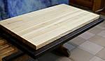 Заказать столешницу любых размеров из массива дерева!