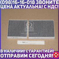 ⭐⭐⭐⭐⭐ Фильтр салона угольный (2 штуки ) (производство  WIX-Filtron) СИТРОЕН,ПЕЖО,2008,207,208,ДС3,Ц3  2, WP9257