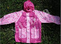 Плащ дождевик для девочки, XS, M, фото 1