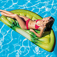Надувной матрас для плавания Intex 58764 178х85 см