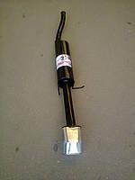 Глушитель прямоточный STINGER с насадкой без выреза бампера для ВАЗ 2110-11