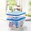 Контейнер «Розумний холодильник» (1,8 л) для м'яса і риби Tupperware (Оригінал) Тапервер, фото 5