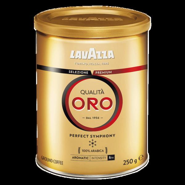 Кофе молотый Lavazza Qualita Oro ж/б