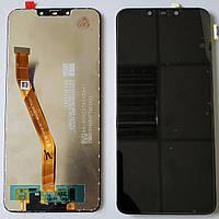 Дисплей для Huawei P Smart Plus (INE-LX1)/Nova 3/Nova 3i + touchscreen, черный Высокое качество