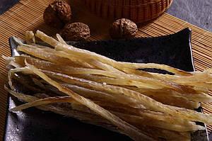 Филе Трески соломка солёно-сушенная  125 грамм