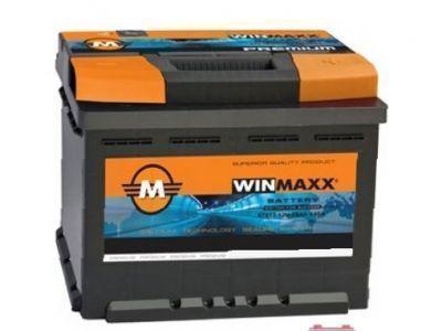 """Аккумулятор WinMaxx 6СТ-77 АзЕ Kamina с планкой ( 77 Ач; 680 А; """"+"""" справа)"""