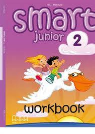 Smart Junior 2 Workbook with CD/CD-ROM