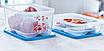 Контейнер «Умный холодильник» (4.4 л) для мяса и рыбы Tupperware, фото 3