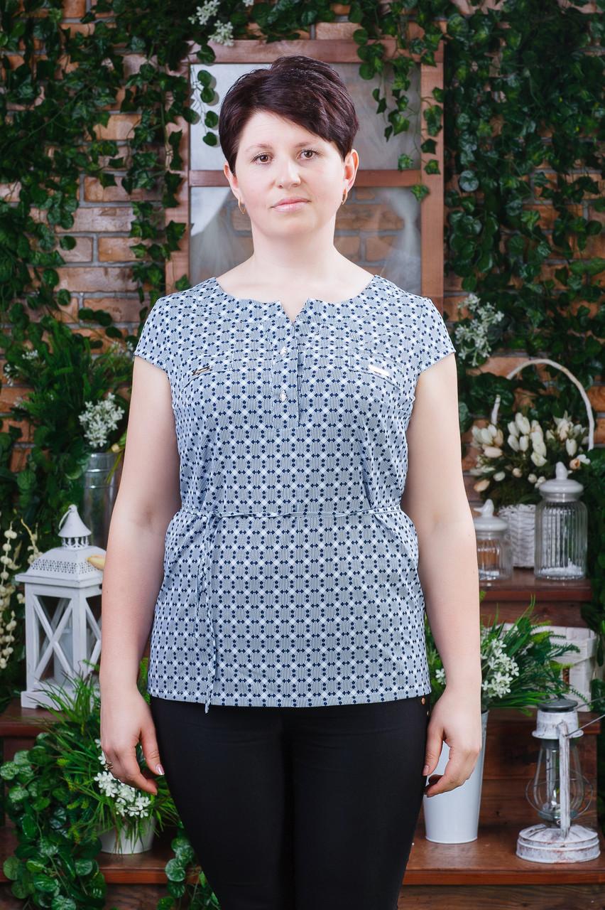 Женская летняя блуза, Бл-4481
