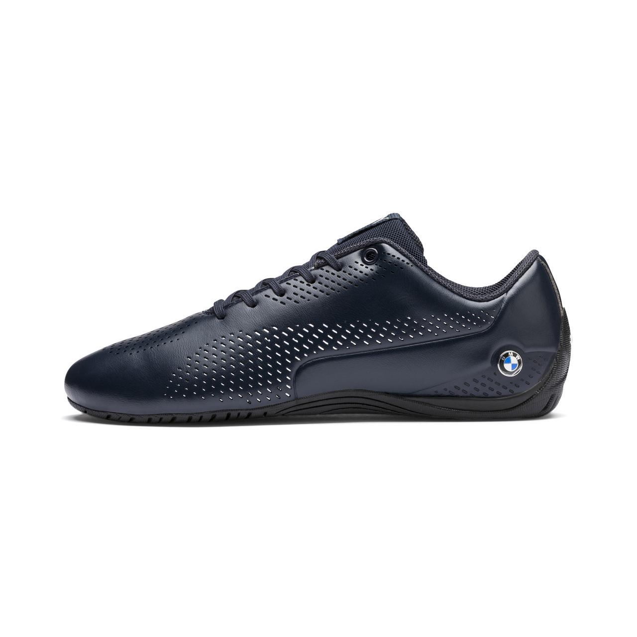 Синие мужские кроссовки Puma BMW MMS Drift Cat 5 Ultra II Men's Shoes