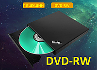 DVD привод внешний оптический DVD-RW портативный тонкий CD DVD