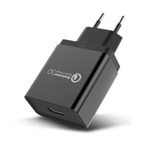 Зарядное устройство Ugreen Qualcomm Quick charge 3.0 (CD122)