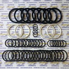 Ремкомплект на все гидроцилиндры мусоровоза автомобиль ЗиЛ-130-4333 / ГАЗ-53-3307