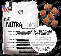 Корм для собак и щенков Nutra Gold Pro Breeder (Нутра Голд Про Бридер) 10 кг Made in the USA