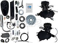 Веломотор 80 см3 чёрный SFR (Taiwan)