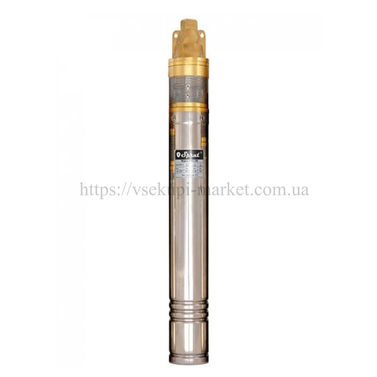 Скважинный насос SPRUT 4SKM 40