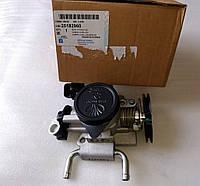 Корпус дроссельной заслонки в сборе с датчиками Ланос 1,5 SOHC   GM Корея (ориг)