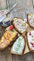 Домашний венгерский Крем сырс паприкой