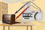 Универсальный мультиметр в удобном корпусе MultiMeter-PocketBox Laserliner 083.028A, фото 3