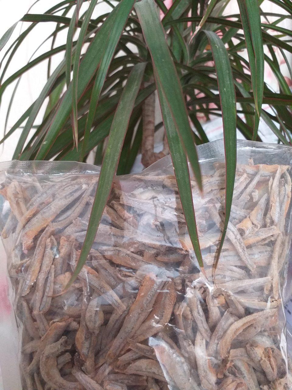 Анчоус спинки солёно-сушенный  125 грамм