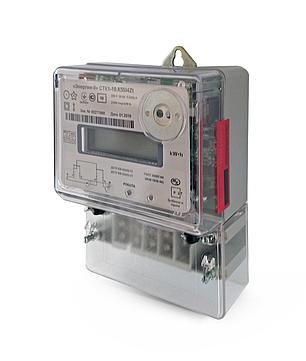 Электросчетчик СТК1-10.К55I4Ztm 10(100)А, 220В, многотарифный, фото 2