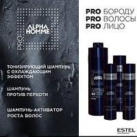 Estel Professional Alpha Homme Шампунь для волос против перхоти для мужчин