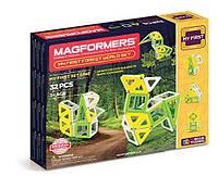 Магнитный конструктор Magformers My First Forest World, Лесной мир. Оригинал. 32 детали