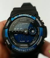 Супер часы Casio G Shock с подсветкой, мужские наручные часы