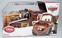 Машинка Мэтр (Mater) Тачки Disney