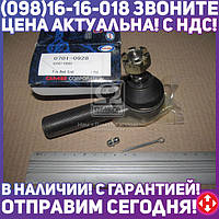 ⭐⭐⭐⭐⭐ Наконечник тяги рулевой ТОЙОТА LAND CRUISER PRADO левый (производство  GMB)  0701-0928