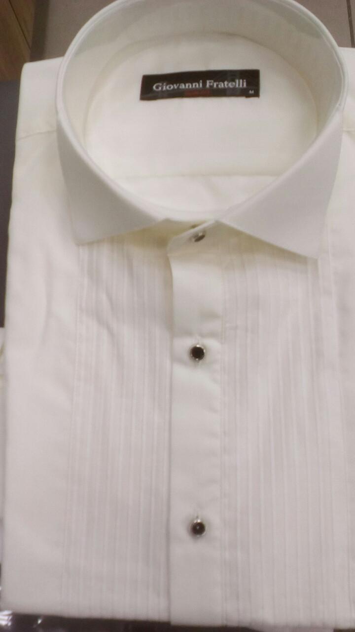 Рубашка мужская Giovanni Fratelli под бабочку