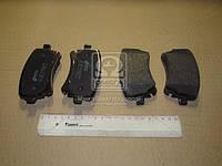 ⭐⭐⭐⭐⭐ Колодки тормозные АУДИ A4 03.2003-,VW PHAETON 02.2004- задние (производство  REMSA)  0897.00