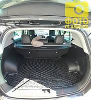 Коврик в багажник для Kia Sportage 2016 - 2019 резиновый (AVTO-Gumm)