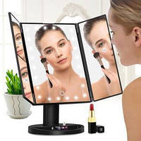 Led зеркало Superstar Magnifying Mirror 22 LED 3в1