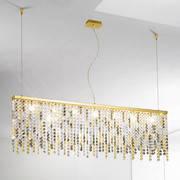Подвесной светильник Kolarz 1314.87.3.O1.KpTGn Prisma Stretta