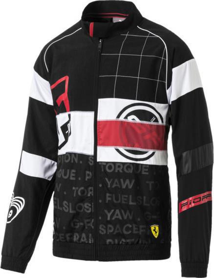 Мужская спортивная куртка Ferrari Street Woven Mens Jacket