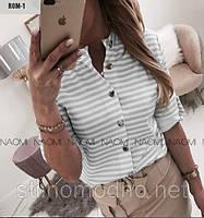 """Блузка майка женская """"Бренда"""" от СтильноМодно"""