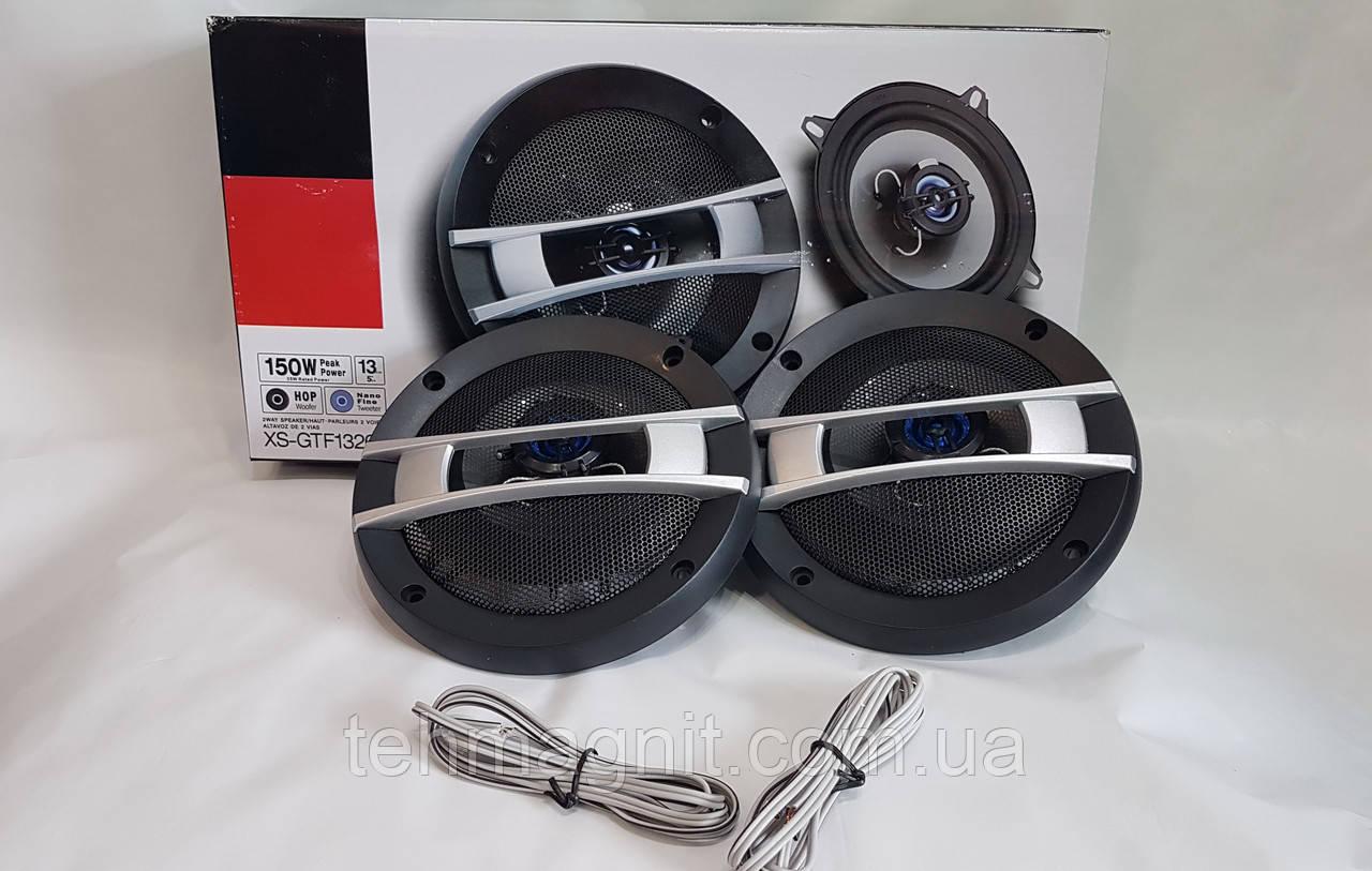 Автомобільні колонки XS-GTF1326 (150Вт) 2х полосні Sony копія