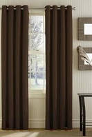 Шифон для штор (коричневый), фото 1