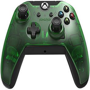 Геймпад (джойстик) Microsoft Xbox ONE,PC Wired Controller PDP XO Green (провідний)
